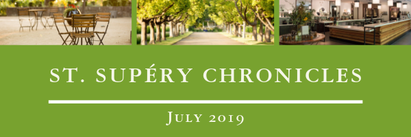 St Supéry Chronicles - July 2019