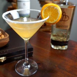 Andrew Jackson Sidecar Cocktail