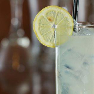 Baja Toddy Cocktail