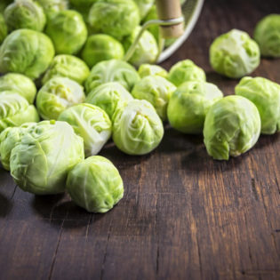 Two Different Takes on Brussels Sprouts