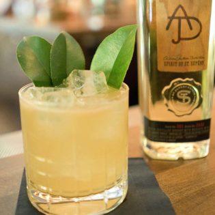 Napa Bay Shrub Cocktail