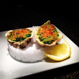 Fresh Alaskan Oysters