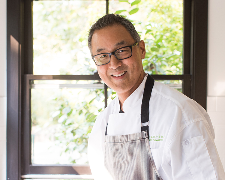 Chef Tod Kawachi