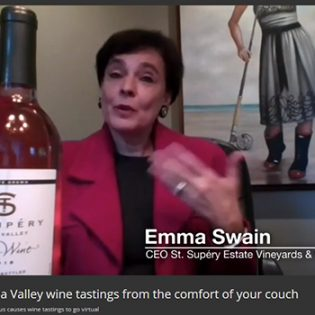 Experience Napa Valley Wine Tastings from the Comfort of your Couch