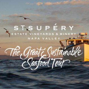 St. Supéry Estate Announces 'Great Sustainable Seafood Tour'