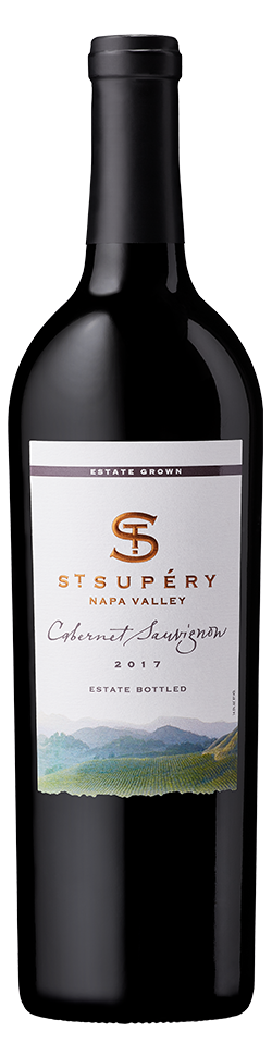 2017 Napa Valley Estate Vineyard Cabernet Sauvignon Bottle Shot