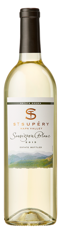 2019 Napa Valley Estate Vineyard Sauvignon Blanc Bottle Shot