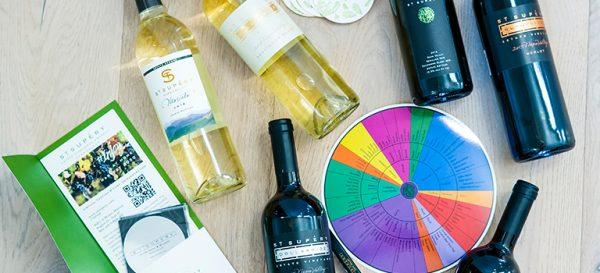 Injoy at Home Harvest 2020 Tasting Kit
