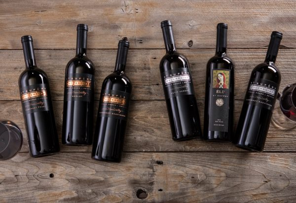 Five Bordeaux Varietals Experience