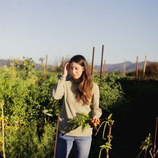 In the Garden with Estate Horticulturist Brianne Hoover