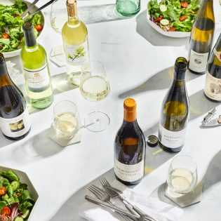 Yes, You Can Pair Wine with Salads. Here's the Secret.