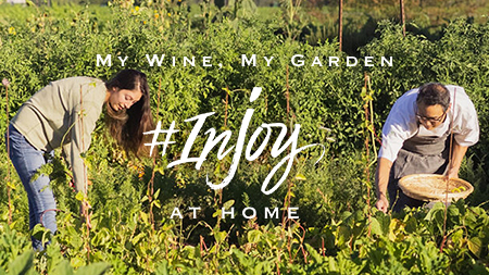 My Wine, My Garden Event Banner