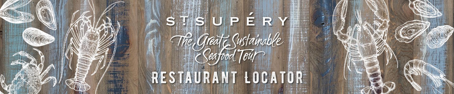 Sustainable Seafood Restaurant Locator