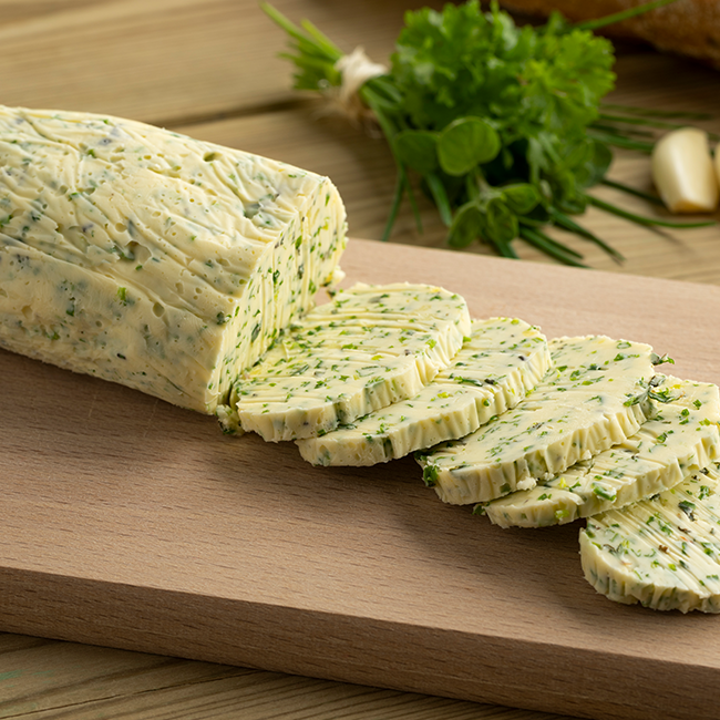 Herbed White Wine Compound Butter
