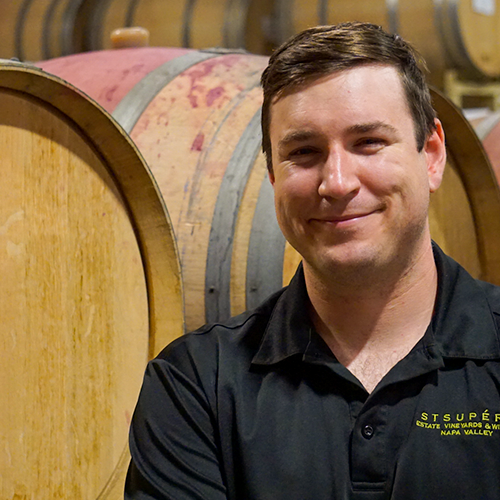 David Hiestand - Production & Bottling Lead