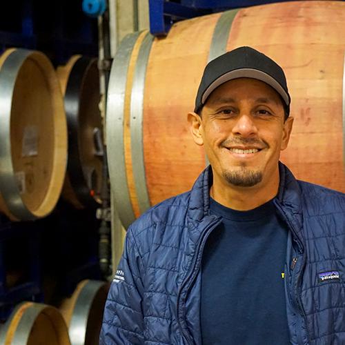 Luis Ayon - Cellar Crew Lead
