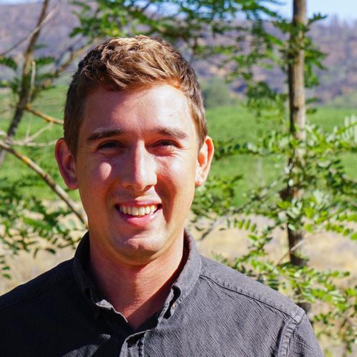 Michael Garcia - Vineyard Manager