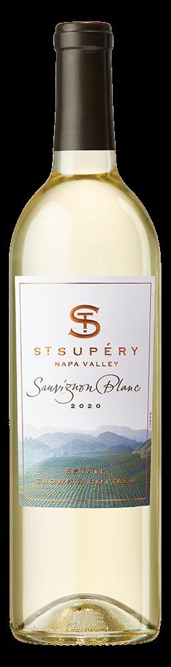 2020 Napa Valley Estate Vineyard Sauvignon Blanc Bottle Shot