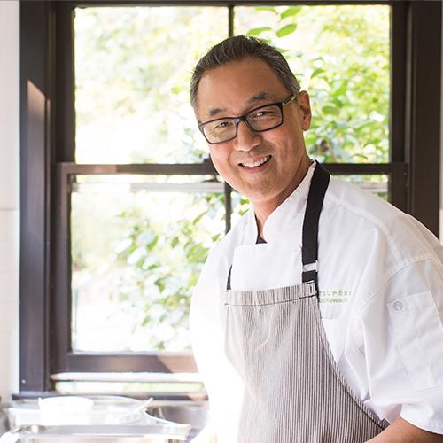 Estate Chef Tod Kawachi